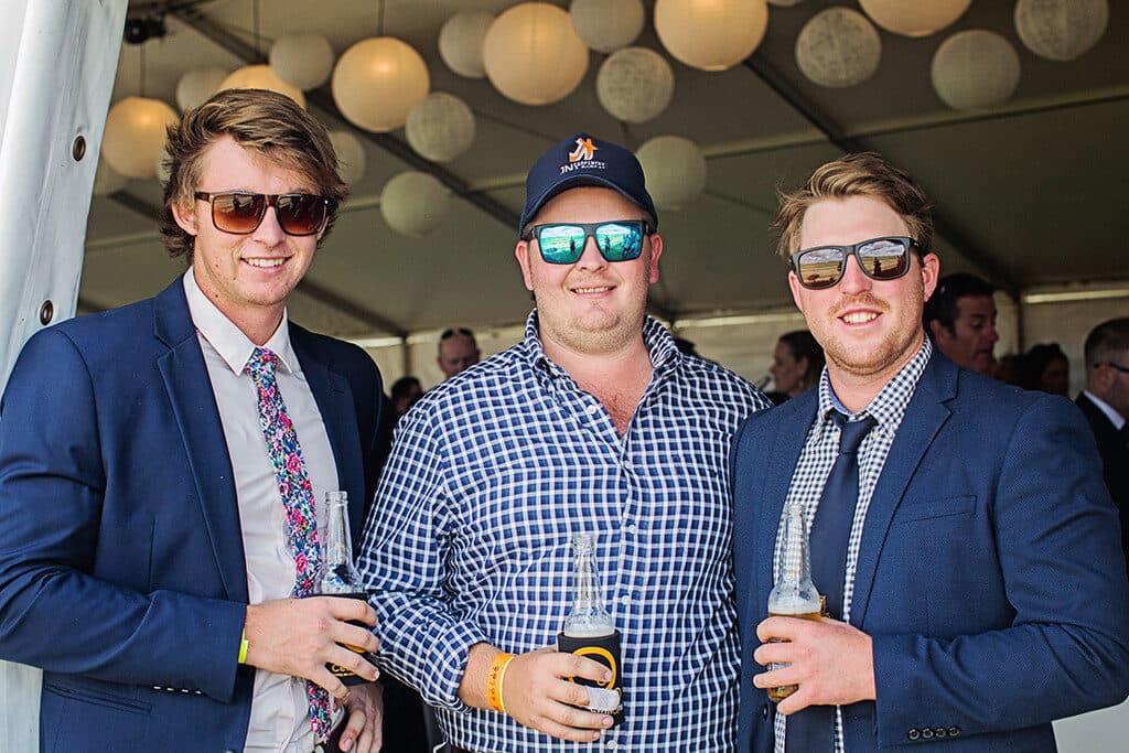 Josh Noller, Nathan Andrew, Jack Rockliff