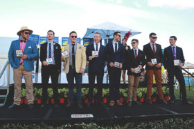 Lowes Menswear Best Dressed Gentleman Round 1 2016
